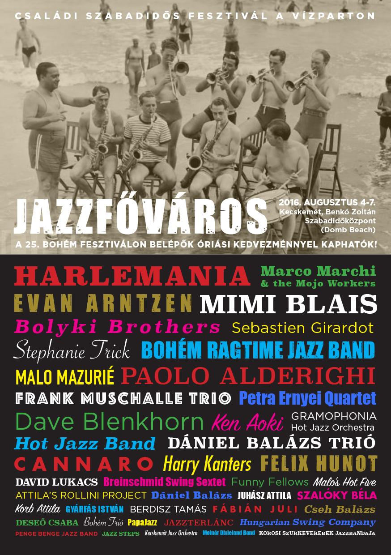 Jazzfőváros 2016